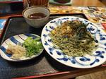 冷し昆布麺